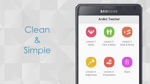 arabic teaching app